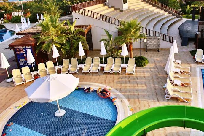 SUNIS EVREN BEACH RESORT & SPA 5*
