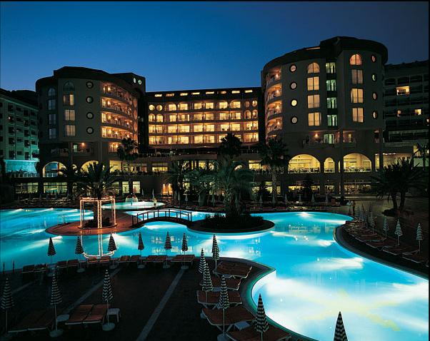 KIRMAN ARYCANDA DE LUXE RESORT 5*