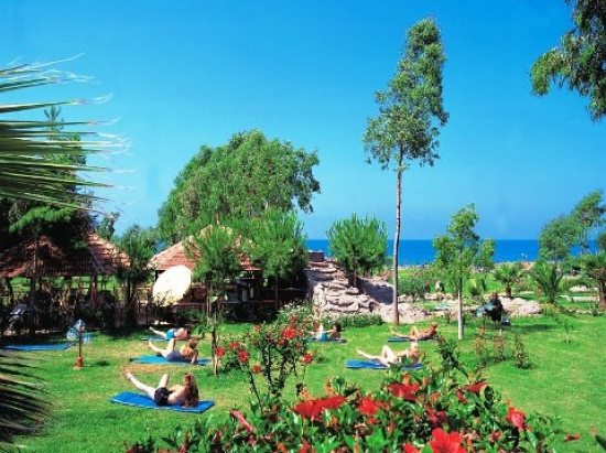 MC. MAHBERI BEACH - 4*