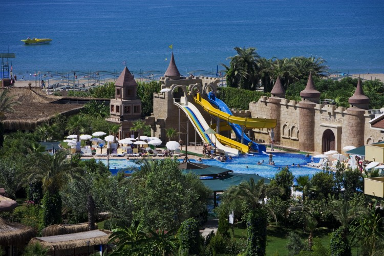 BELEK BEACH RESORT - 5*