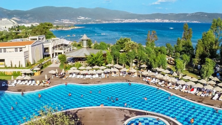 AURUM SPA & BEACH RESORT 5*