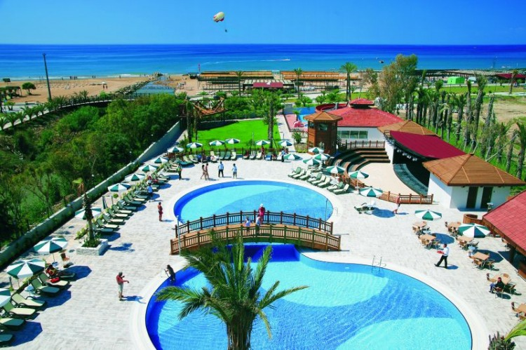 SEHER RESORT 5*