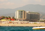 Хотел HEDEF BEACH RESORT & SPA 4+*