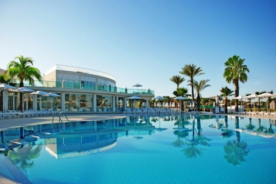 Хотел APOLLONIUM SPA & BEACH RESORT 5*