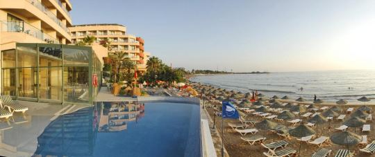 Хотел ASKA JUST IN BEACH 4*