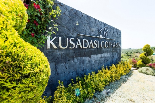 Хотел KUSADASI GOLF & SPA RESORT HOTEL 5*