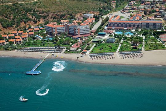 Хотел CLUB YALI HOTEL & RESORT 5*
