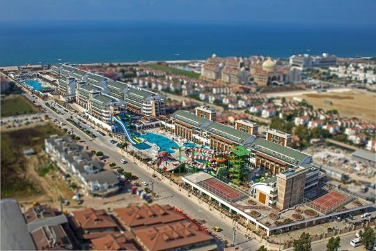 Хотел CRYSTAL WATERWORLD RESORT & SPA - 5*