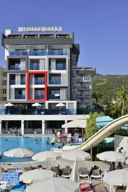 Хотел WHITE CITY BEACH HOTEL 4*