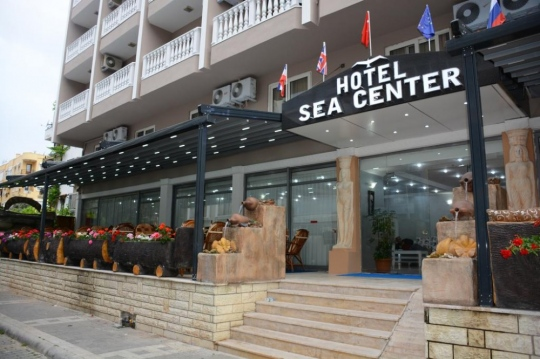 Хотел MARMARIS SEA CENTER HOTEL 3*