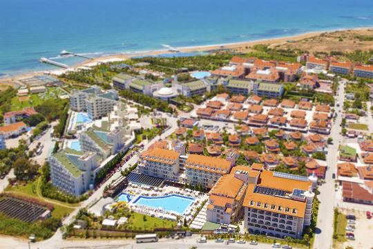 Хотел DIAMOND BEACH HOTEL & SPA - 5*