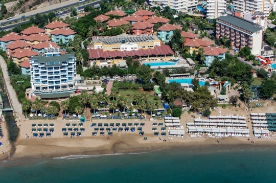 Хотел ARMAS GREEN FUGLA BEACH 4*