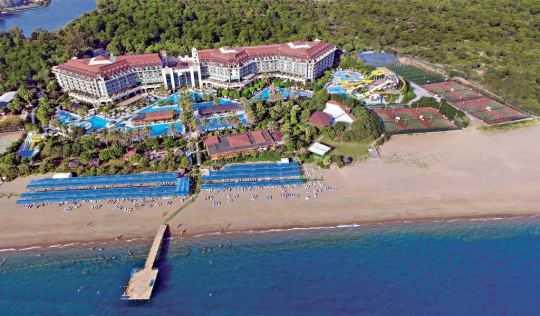 Хотел NASHIRA RESORT HOTEL 4+*