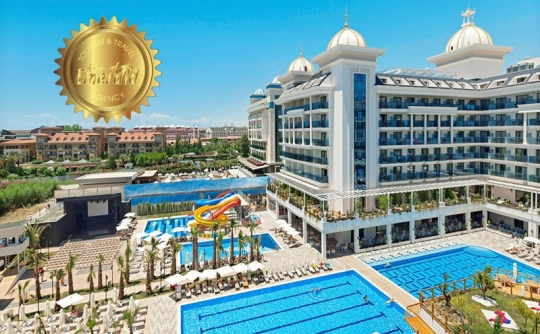 Хотел SIDE LA GRANDE RESORT & SPA 5*