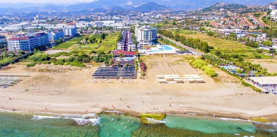 Хотел LARISSA HOLIDAY BEACH 4*