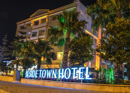 Хотел SIDE TOWN BY Z HOTELS 3*