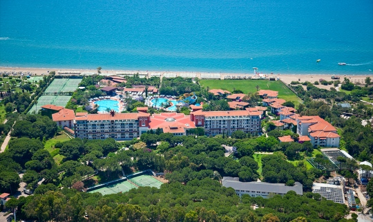 Хотел BELCONTI RESORT 5*