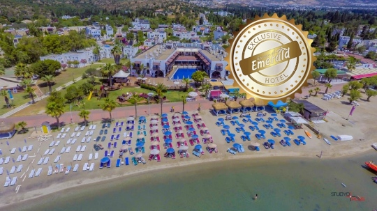 Хотел COSTA BITEZHAN BEACH 4*