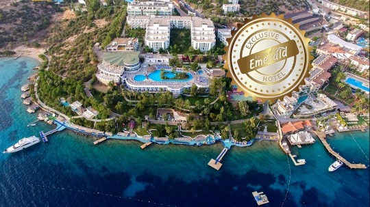 Хотел BODRUM HOLIDAY RESORT & SPA 5*
