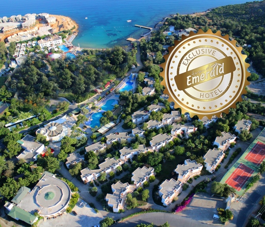 Хотел BODRUM ONURA HOLIDAY VILLAGE 4*